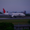 JAL777 嵐 Takeoff Taxing