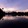 The Sunrise at Angkor Wat
