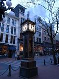 Vancouver Steam-Clock