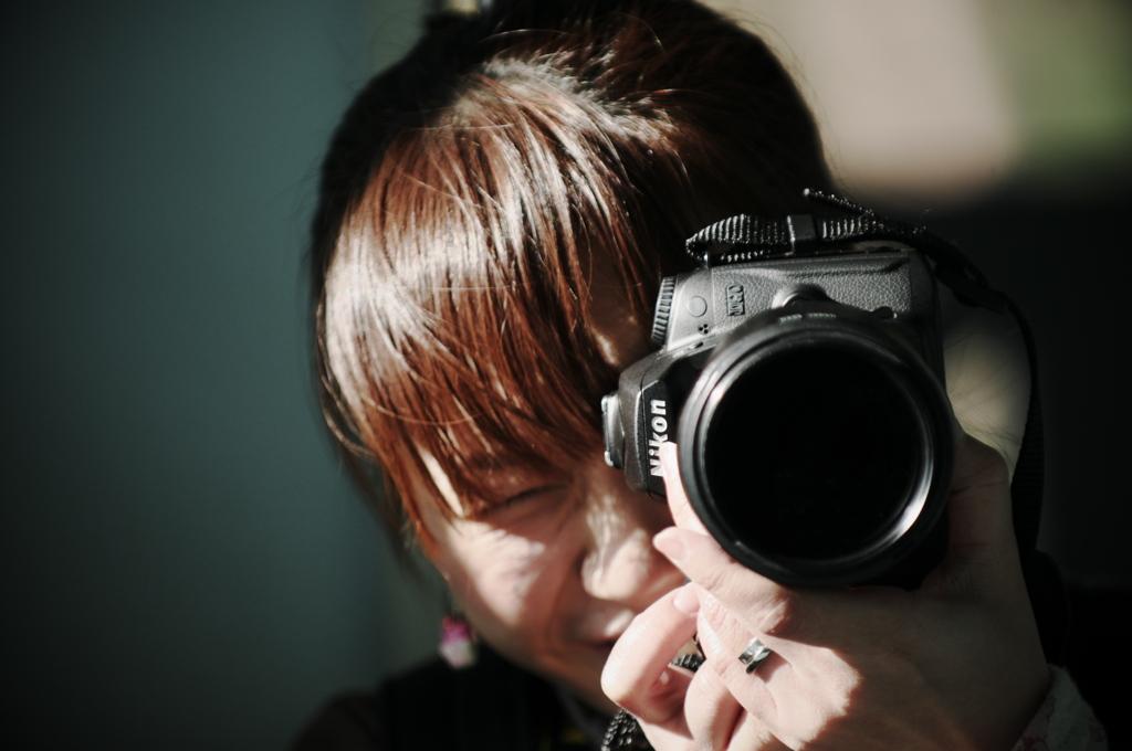 カメラ女子増殖中