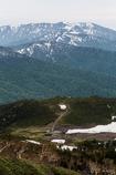 たおやかな駒ケ岳に見守られて…
