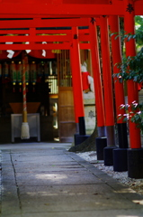 gateway to a Shinto shrine