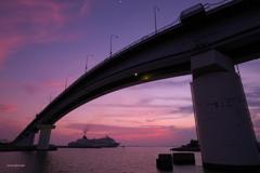NAHA gate bridge