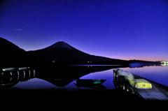 星降る湖の奇跡