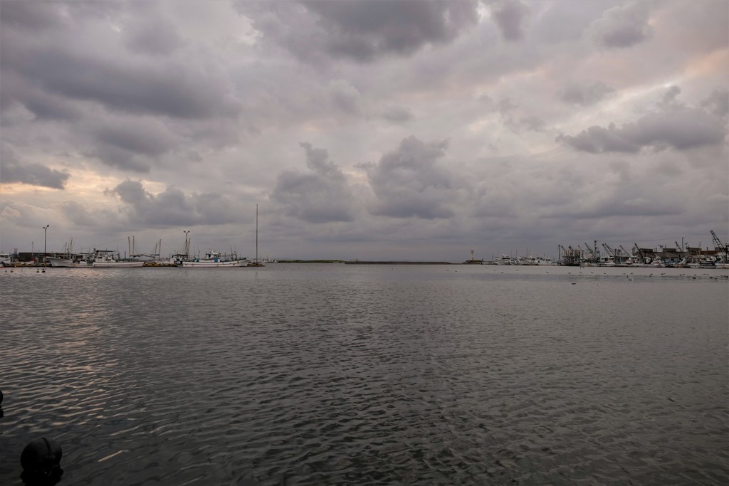 2018 秋 銀鱗の漁港