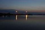 春の海・・・凪の夜