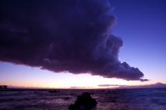 雲の生まれる場所