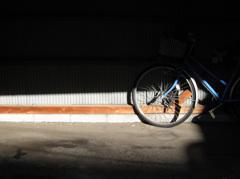 Wheels in Shadow