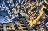 【HDR】秋の雲