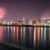 Yokkaichi fireworks festival 2014'