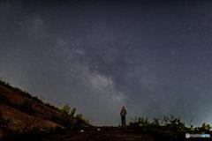 I was watching stars
