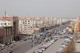 (中国)地方都市の一光景