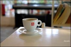 illyのcoffee
