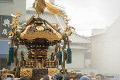 深川八幡祭り2017 ①
