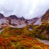 涸沢の短い秋