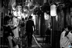 新宿の横丁