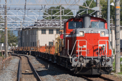 DD51 1109 ロンチキ