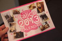 きゃりこさんカレンダー
