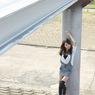 SONY DSLR-A700で撮影した人物(比嘉渚さん (2))の写真(画像)
