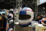 Araiのヘルメット。但し特大。