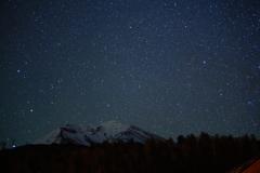 初冬の大雪山 旭岳