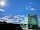 ガラス箱と空の境界 そのⅡ