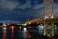 九州からの夜景