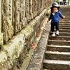 石の階段♪