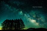 銀河に魅せられて