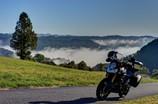 草の海と雲の海