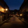 宵の茶屋街