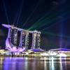 Night View Of Singapore③