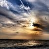 光と空と海