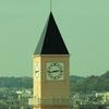 カリヨンの時計台