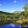 秋の池めぐり 3