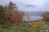 秋の池めぐり 10