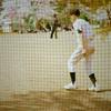 野球少年。
