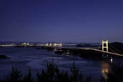 ベストタイムの瀬戸大橋