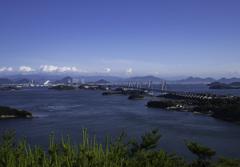 昼間の瀬戸大橋
