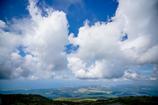 雲と同じ高さから