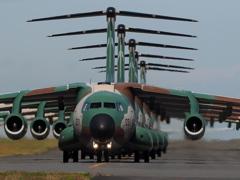 入間基地航空祭2014