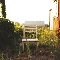 PENTAX PENTAX K-rで撮影したインテリア・オブジェクト(Lonely Chair)の写真(画像)
