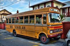 メルセデスなバス