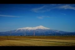 鳥海山(庄内面)