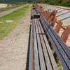 世界最長ベンチ
