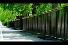 黒塀の街2