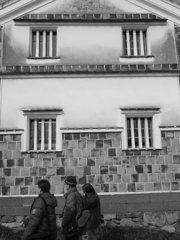白壁のカメラ侍3人衆