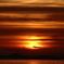 安芸灘の日の出