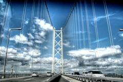 世界最長の吊り橋 パールブリッジ