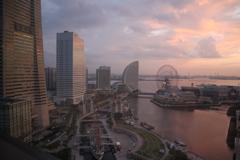 Good morning Yokohama